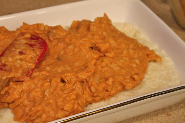 Pumpkin Rice Pudding Recipe - Our Southern RootsOur Southern Roots